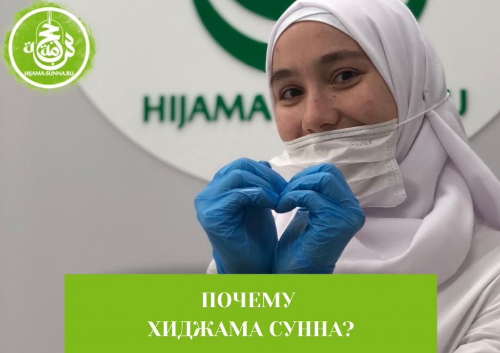 почему хиджама сунна